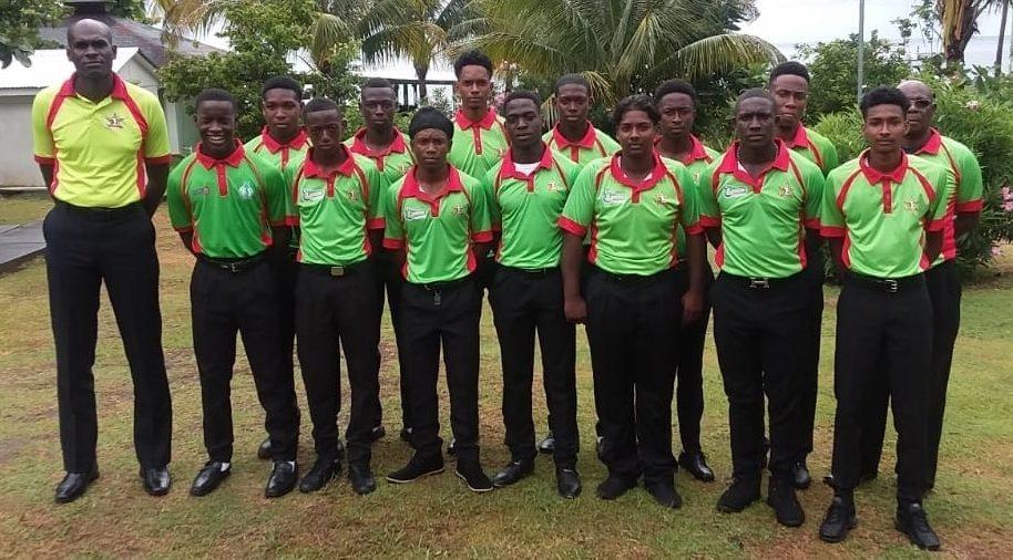 Grenada U19 2019 Cricket Team