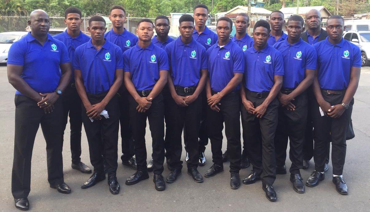 St. VIncent & the Grenadines U19 Team 2019