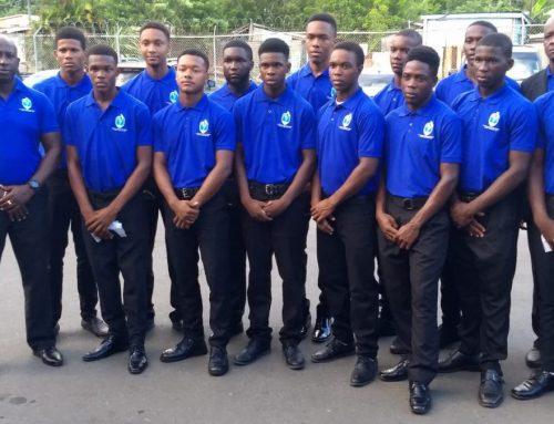 SVG off to Winlott Inc. Windwards U19 Cricket Tournament