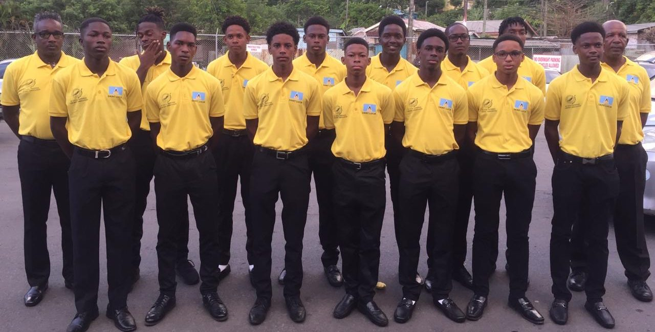 St Lucia U19 Cricket Team 2019