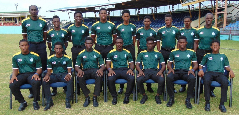 Windward Islands U19 Team 2018
